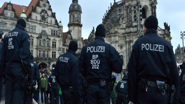 الشرطة الجنائية الألمانية