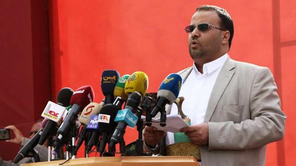 رئيس المجلس السياسي الأعلى في اليمن صالح الصماد