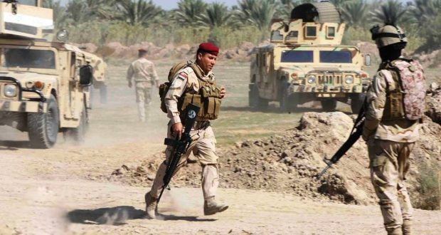 القوات العراقية تحرر جسر شمال الرمادي