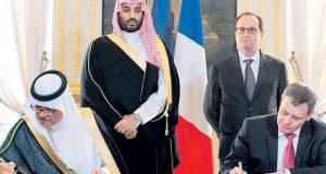 """""""أمراؤنا الأعزاء"""" يحكي قصص فساد بين #السعودية و #قطر وبين #فرنسا"""
