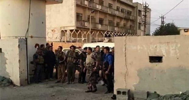 مسئول أمني عراقي:الأميركيون متورطون بهجوم داعش على كركوك