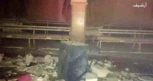 إصابة 3 مواطنين في انفجار دراجة نارية في الحسكة بسوريا