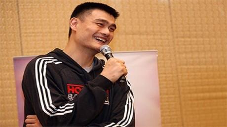 لاعب كرة سلة صيني سفيرا لـ #الصين في #المريخ