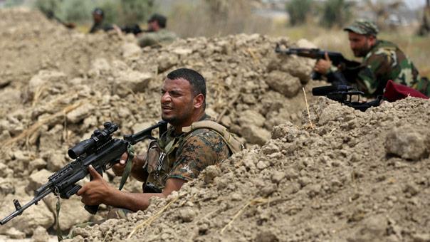 """""""الحشد الشعبي"""" يعلن انطلاق عملياته العسكرية لتحرير غرب الموصل"""