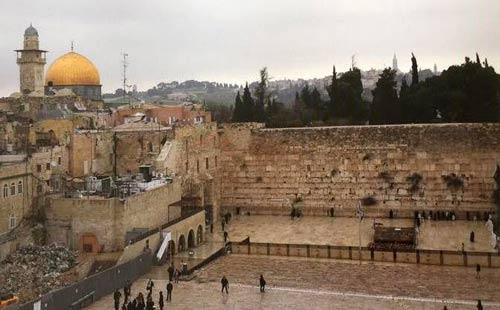 أسوار القدس العتيقة