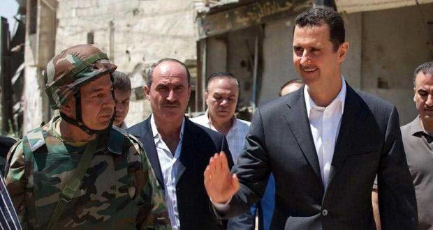 هل نرى الرئيس #الأسد قريباً في #حلب؟