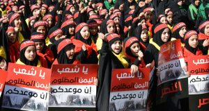 """خاص """"إنباء"""": مسيرة العاشر من محرم بالصورة والكلمة"""