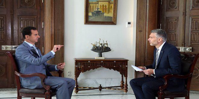 assad-bashar-interview