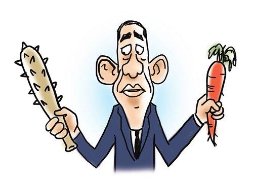 caricature-usa-obama-globaltimes-luirui