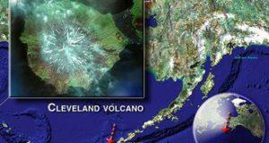 رفع مستوى التأهب لـ #بركان #كليفلاند بعد رصد انفجار