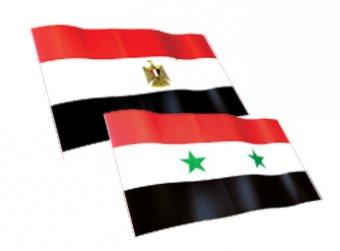 تنسيق سوري مصري متعاظم