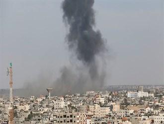 gaza-israeli-raids