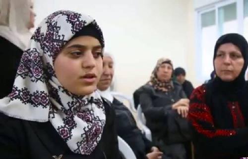 الاحتلال يقرر الافراج عن عن إيمان ابنة الشهيد مصباح ابو صبيح