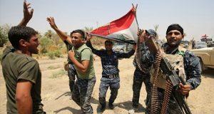 القوات العراقية تستعيد السيطرة على قضاء الرطبة غرب الانبار