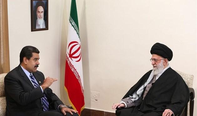 khamenei-madoro