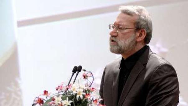 لاریجاني: الاستکبار يحافظ على الإرهاب ویکذب في محاربته له