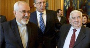 اجتماع ثلاثي في موسكو يجمع وزراء خارجية ايران وروسيا وسوريا