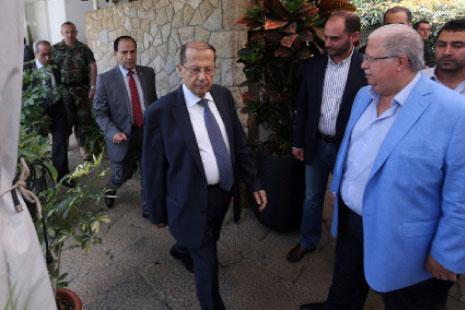 هل تدلّ هذه الإشارات أنّ #عون رئيس… «قريباً»؟