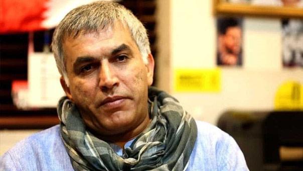 """الناشط البحريني نبيل رجب: """"لا يمكن أن أصمت مهما كانت العقوبات المحتملة ضدي"""""""