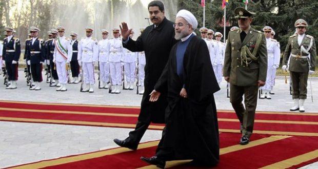 روحاني خلال اتصال مع مادورو: من الضروري رفع أسعار النفط