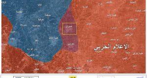الجيش السوري يستعيد السيطرة على بلدة صوران والمزارع المحيطة بها