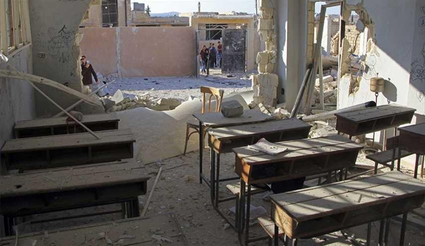 تحرير بلدة منيان غرب حلب، واستشهاد 84 مدنياً بقصف المسلحين