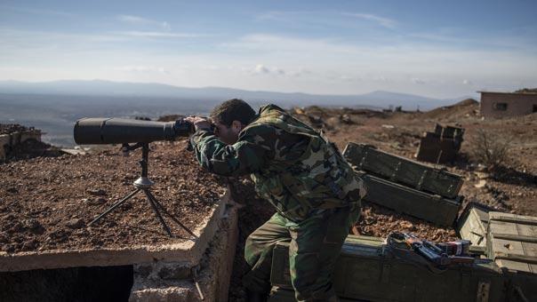 الجيش السوري يحبط هجوماً لمسحلي جبهة النصرة جنوب حضر بريف القنيطرة