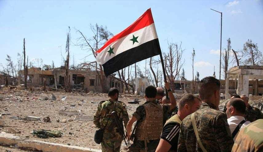 الجيش السوري يسيطر على كتيبة الدفاع الجوي جنوب حلب