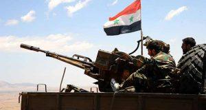 الجيش السوري على مشارف اقتحام بلدة 'معان' في ريف حماة