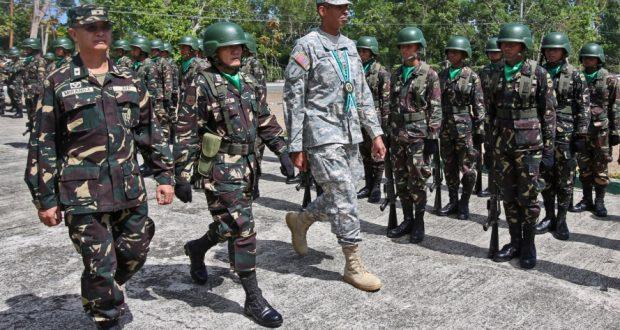 الولايات المتحدة والفلبين تطلقان تدريبات عسكرية مشتركة.. للمرة الأخيرة؟