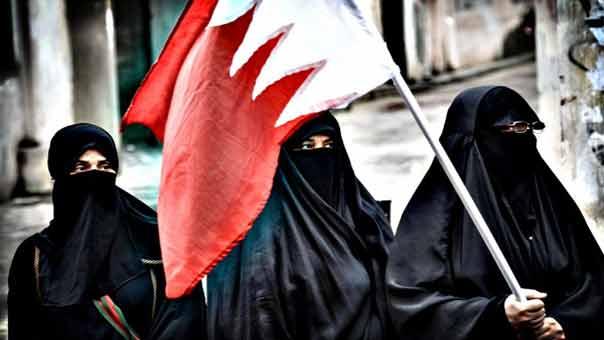 """""""هافينغتون بوست"""": النّساء المعارضات في البحرين: متحديات ومرنات وذوات بصيرة"""