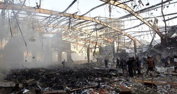 #التحقيق_السعودي حول #مجزرة_صنعاء: الغارة جاءت بناء على معلومة مغلوطة