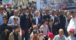احتجاجات في محافظة عدن ضد القوات الإماراتية والسعودية