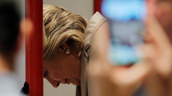 المرشحة الديمقراطية للانتخابات الأميركية هيلاري كلينتون