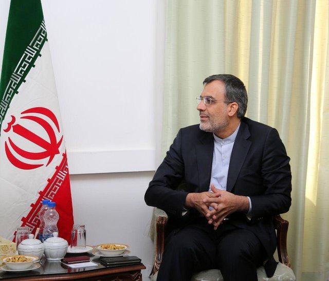 جابري أنصاري: إيران وروسيا وتركيا لا تنوي إنشاء منطقة آمنة كما تريدها الدول الغربية في سوريا