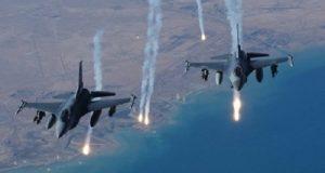 موسكو: مقتل 3100 مدني بالقصف الامريكي على الموصل في اذار