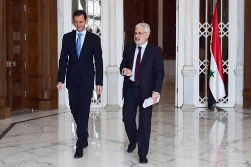 الرئيس الأسد: الوجود التركي على أراضينا غزو ومن حقنا أن ندافع عن بلدنا