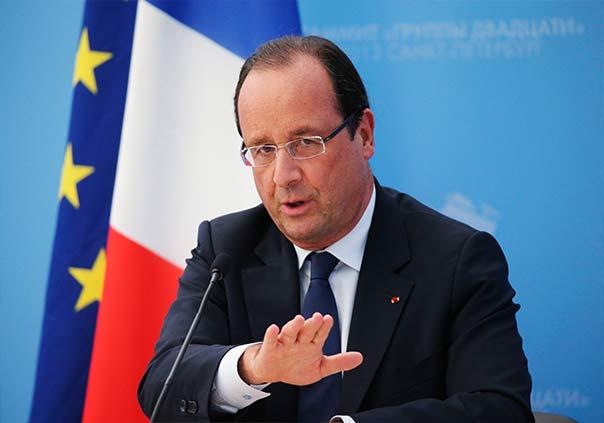 القضاء الفرنسي يلاحق الرئيس فرنسوا هولاند لكشفة أسرارًا دفاعية