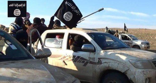 #داعش يلجأ لطائرات بلا طيار لمهاجمة قوات #الجيش_العراقي في #الموصل
