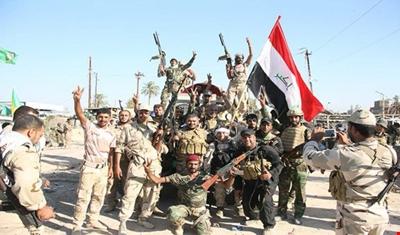 القوات العراقية تعزل تلعفر عن سوريا بالكامل