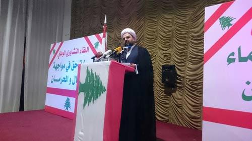 المفتي الجعفري الممتاز الشيخ احمد قبلان