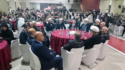 اللقاء التشاوري الوطني لعشائر وعائلات وفعاليات محافظة بعلبك الهرمل