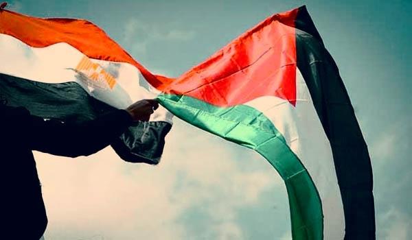 palestine-egypt-flags