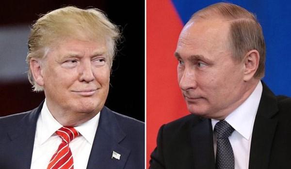 """ترامب يأمل الاجتماع مع بوتين خلال قمة """"أبيك"""" في فيتنام الأسبوع المقبل"""