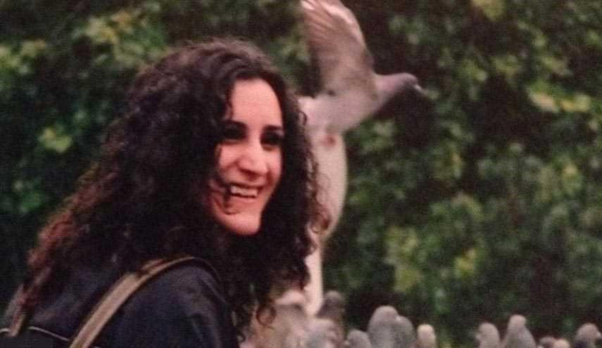 الناشطة الكردية في تركيا سارة آق تاش