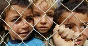 يونيسيف : ارتفاع عدد الأطفال اللاجئين في العالم 5 أضعاف .