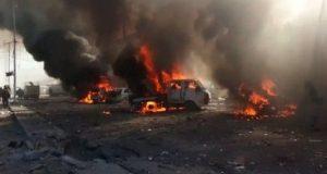 العراق: الطائرات أخطأت أهدافها فقصفت السوق