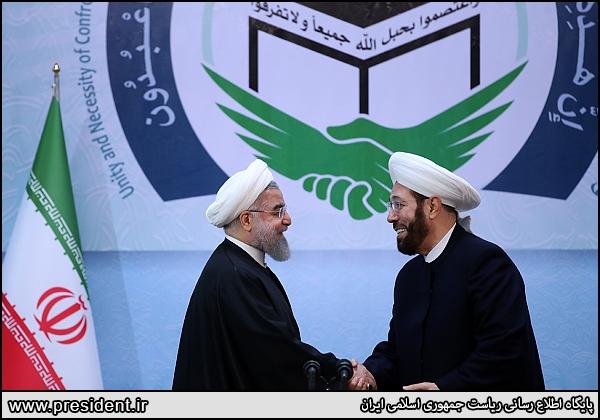 بالصور.. مؤتمر الوحدة الاسلامية في طهران بدورته الـ 30