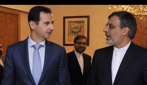 #الأسد: تحرير #حلب انتصار لـ #سوريا وكل من يسهم فعليا في محاربة الارهاب خاصة #إيران و #روسيا