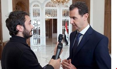 الأسد: أوروبا تدعم الإرهاب واللاجئون سيعودون